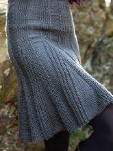 Ali   Berroco: Free A line skirt pattern