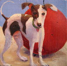 Big Red Ball, 2004 © Jane O'Hara