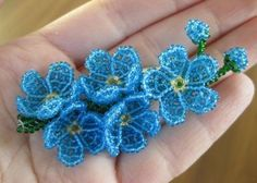 Brooch | biser.info - Beads and beading