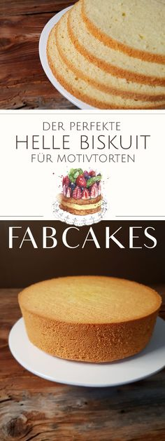 Light sponge cake - the basic recipe Bake the perfect sponge cake for your motif cake, cream cake or fruit cake in just 10 minutes. Step by step I will show you how easy it is! Heller Biskuit – Das Grundrezept 2 Source by Biscuits, Sponge Cake, Macaron, Cream Cake, Food Items, A Food, Cake Recipes, Dessert Recipes, Stuffed Peppers