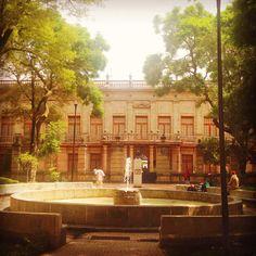 Un lugar increíble!! Un museo maravilloso en una ciudad mravillosa!!!
