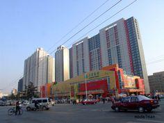 DP 建设路桐柏路口 Jianshe Road and Tongbai Road