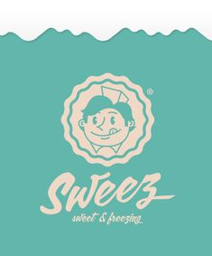 Sweez: Sweet and Freezing is a delight shop located in Rio Grande Do Sul, Brazil. The stunning branding identity was designed by Maurício Cardoso and Maurício is a designer and illustrator based in Caxias Do Sul, Brazil. Hope you'll like this one because it's beautiful!