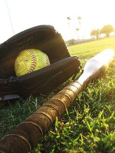 Softball ♥