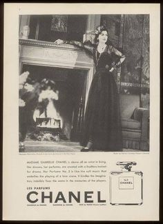 May 7, 1921. Coco Chanel choses, among 24 different fragrances, the one which became Chanel N.5, that is considered one of the most famous and selled parfumes of the world