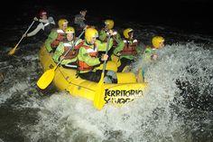 O que Fazer em Brotas | Brotas Online  Rafting Noturno