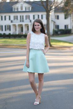 Southern Curls & Pearls: Ladylike