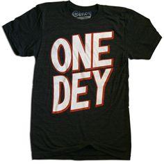 "Cincinnati Bengals ""One Dey"" t-shirt"