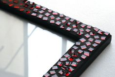 Cherry Red - Mosaic foto frame