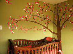 nursery painting ideas   30 Arresting Nursery Decorating Ideas - SloDive