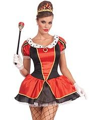 Fairy Tale Costumes - Medieval Dress Queen Costume