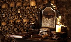 Paris catacombs offer on Airbnb: spend the night with 6 million dead bodies