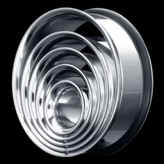 """Hypnotic Circles in Motion Single Flared Tunnel 0G - 1"""""""