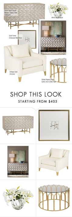 """""""Modern Living Room"""" by kathykuohome ❤ liked on Polyvore featuring interior, interiors, interior design, home, home decor, interior decorating, WALL, living room, modern and livingroomdecor"""