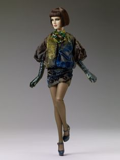 The Fashion Doll Chronicles: Tonner Doll Mainline 2013 release: Precarious and Antoinette