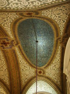 Image result for tiffany mosaic ceiling