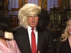 Remember when Donald Trump tried to be likable in these Saturday Night Live promos for his upcoming hosting gig? Now, in the latest promos, he's attempting t...