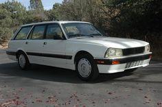 1992 Peugeot  DL Wagon
