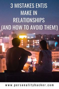 ENTJs have their strengths. Relationships aren't always one of them. In are continuing series on the 3 mistakes each type makes in relationships, we turn our attention to ENTJs and provide some helpful suggestions. Character Personality, Myers Briggs Personality Types, Mbti Personality, Writing Words, Writing Tips, Entj Relationships, Over Sensitive, Relationship Mistakes, Infp