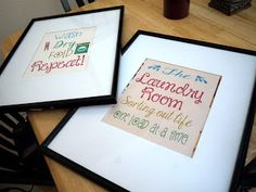 The Dansha Diaries: FREE PRINTABLES for the Laundry Room!!!