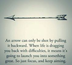one meaning of arrows
