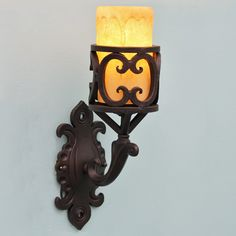 Spanish style – Mediterranean Home Decor Wall Fixtures, Light Fixtures, Spanish Style Homes, Spanish Revival, Candle Sconces, Wall Sconces, Pink Tiles, Spanish Tile, Hallway Lighting