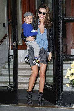 Miranda Kerr & Flynn