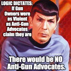 Logic dictates