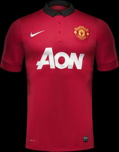 Manchester United 13/14 Home Shirt