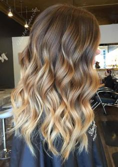 Ombre, Bronding and Balayage Hair Ideas and Color Choices for 2017 — TheRightHairstyles