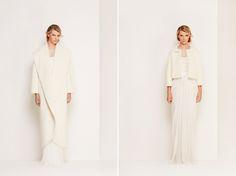 Max Mara Bridal Fall Winter 2013/14 Collection