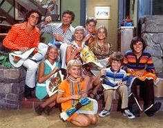 The Brady Bunch.  I watched this tv show all the time.