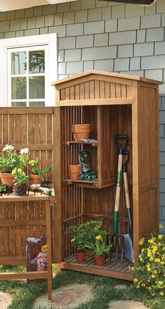 diy outdoor storage cabinet Project