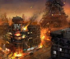 Paris during The Great Chaos?
