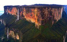 O Monte Roraima!