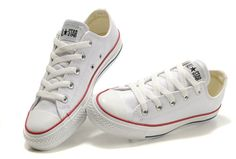 Converse All Star Overseas Edition White Ox Low Top Leather