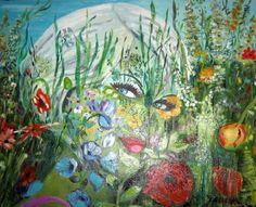 Janina Kloc, Wiosenne impresje http://galerion.pl/