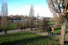 Der Mauerpark,Berlin