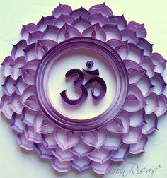 Mandala 11 Quilling
