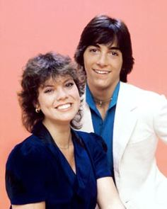 Joanie Loves Chachi is an American television spin-off of the American sitcom Happy Days that was originally broadcast on ABC from March 23, 1982 to May 24, 1983. It stars Erin Moran and Scott Baio as the titular Joanie Cunningham and Chachi Arcola, respectively.