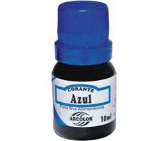 Corante Líquido Azul 10 ml Arcolor