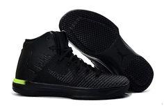 dfc8105b070 2017 Air Jordan 31 (XXXI) Russell Westbrook PE Black Volt Wholesale