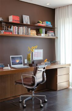 Trabalhar em casa com prazer - Casa.com.br