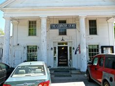 The Country Store in Petersham MA: http://visitingnewengland.com/country-store-in-petersham.html