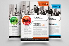 Flyer Samples Templates Awesome Corporate Business Flyer Template  Business Flyer Templates .