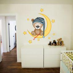 Dekorácia na stenu Deluxe - spinkáčik - banaby.sk