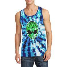 I Got Aliens in My Basement Tank Top.png
