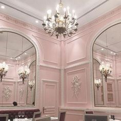 Palaces, Bedroom Inspo, Bedroom Decor, Le Palace, Pink Palace, Welcome To My House, Baby Pink Aesthetic, Barbie Dream, My Dream Home