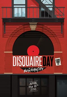 Disquaire Day 2016 - France-NewYork