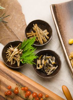 Japanese foods -osozai-